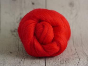 Chunky Wool - Cherry-Red