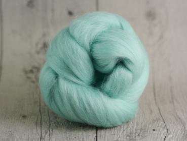 Chunky Wolle - Lagunen-Grün