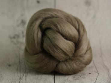 Chunky Wolle - Mosaik-Grau