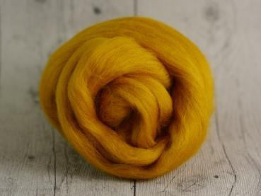Chunky Wolle - Saffran-Gelb