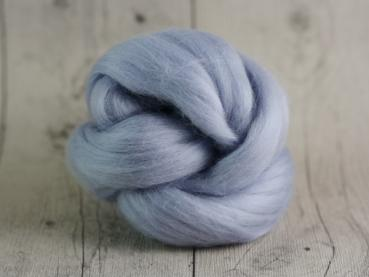 CHUNKY wool dolphin grey 100 % virgin wool from the merino sheep