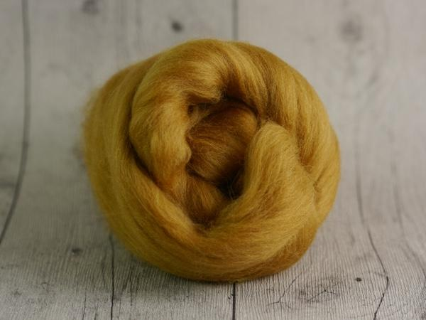 CHUNKY wool africa brown 100 % virgin wool from the merino sheep